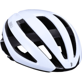 BBB Maestro BHE-09 Kask rowerowy, glossy white